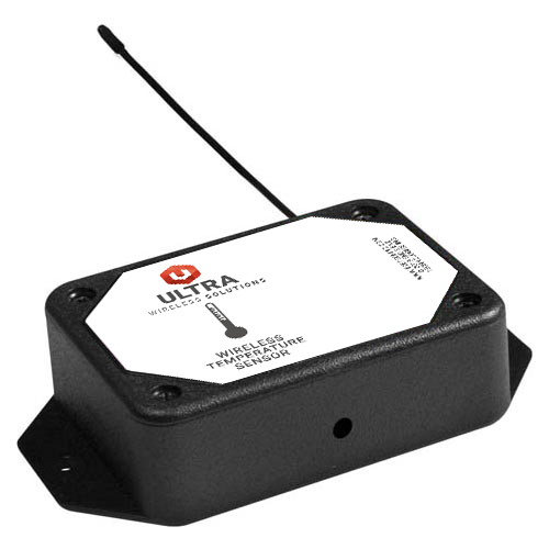 ULTRA Wireless Temperature Sensor - AA Battery Powered (900 MHz)