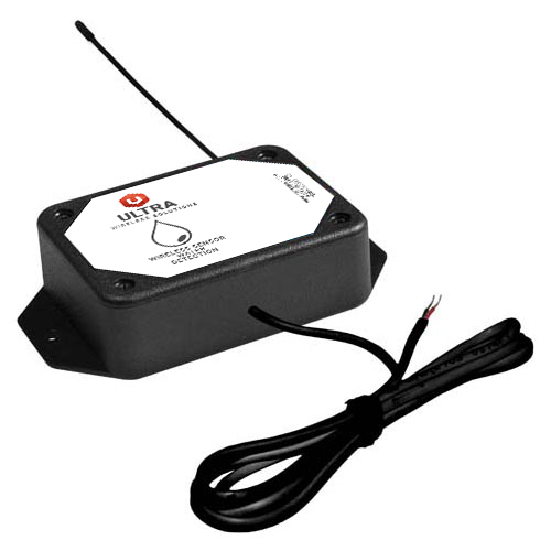 ULTRA Wireless Water Detection Sensor - AA Battery Powered (900 MHz)