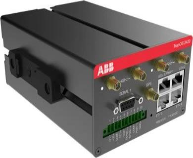 ABB DIN Rail Wireless Router