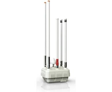 ABB TropOS 6430-T Broadband Wireless Mesh Router with Integrated TeleOS Unlicensed 900 MHz PTMP/PTP Access Point