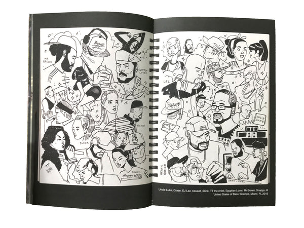 Show Drawn Book