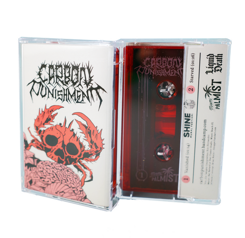 Carbon Punishment Cassette