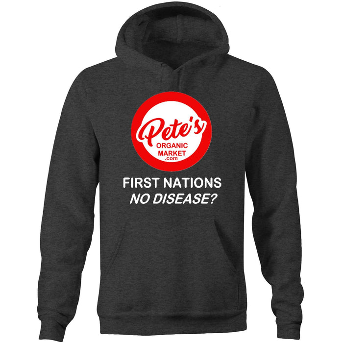"""FIRST NATIONS"" - Hoodie Sweatshirt"