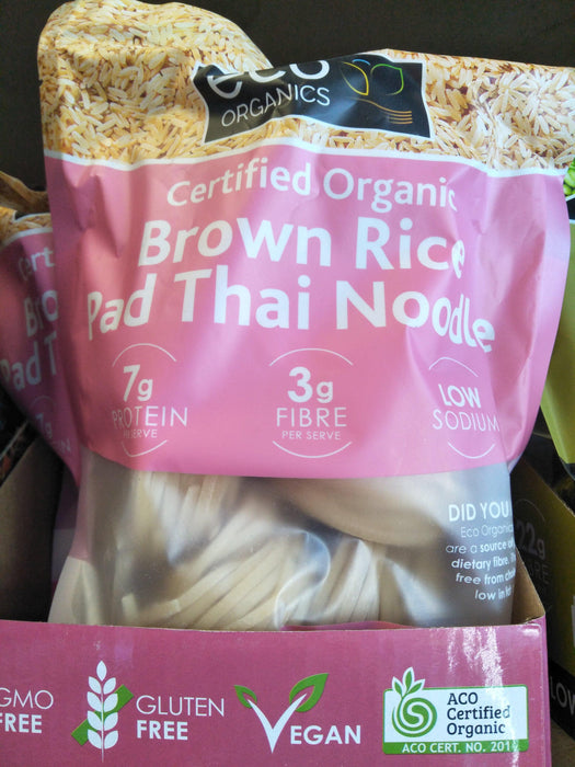 BROWN RICE NOODLES GF