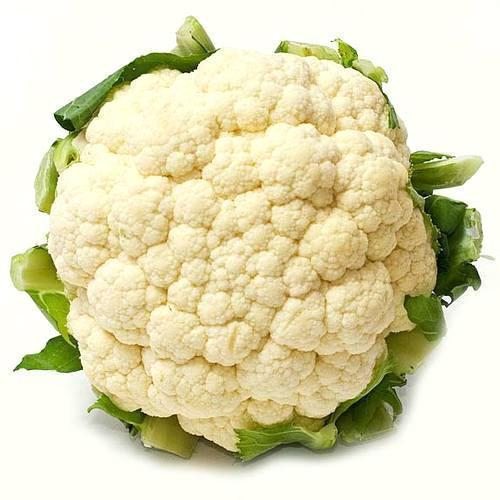 Organic Cauliflower .