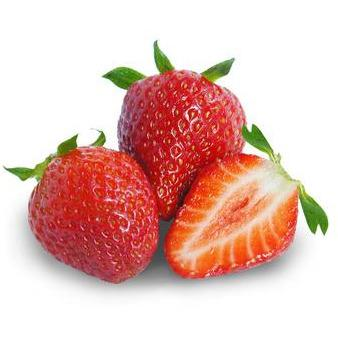 Organic Strawberries Punnet COMES AND GOES AT PRESENT OUT OF SEASON.
