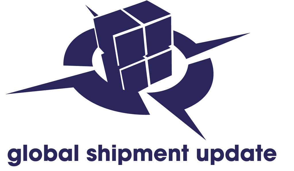 Global shipment information update based on regions - important!