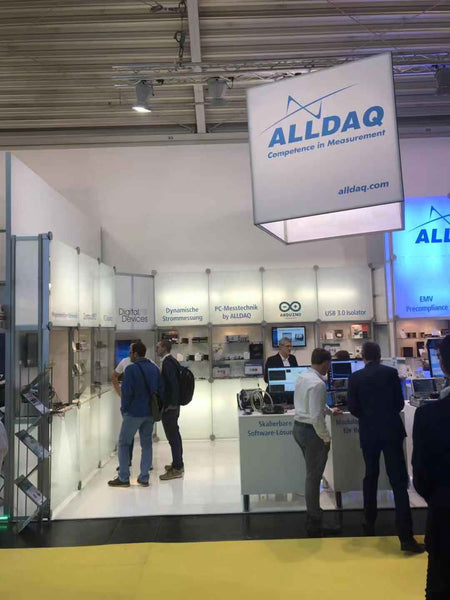 RADXA´s ROCK PI4 and ALLNET at Electronica Munich