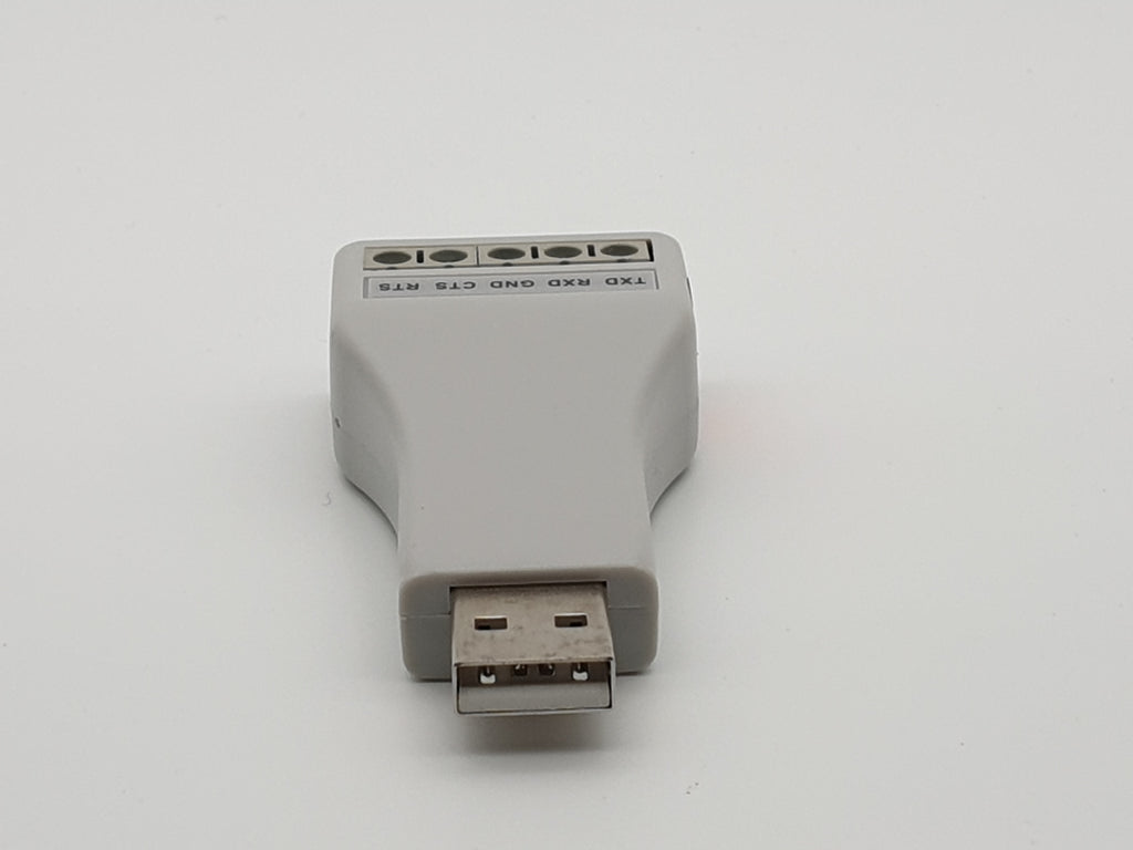 USB to RS232 Adapter with FT232 Chip and screw terminal