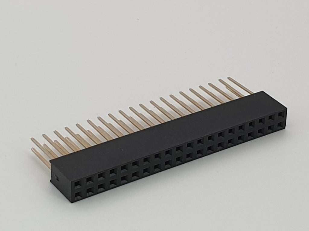GPIO 40 pin extension HEADER