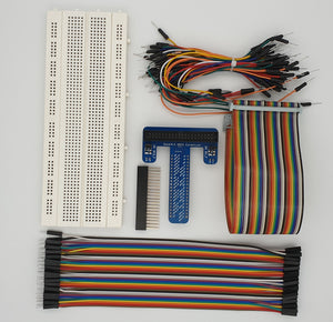 ROCK PI 4 GPIO    Solderless Breakout kit
