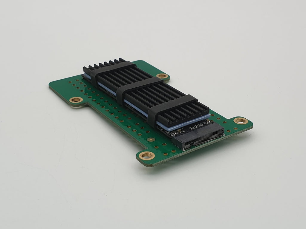 Heat Sink for NVMe SSD 2280
