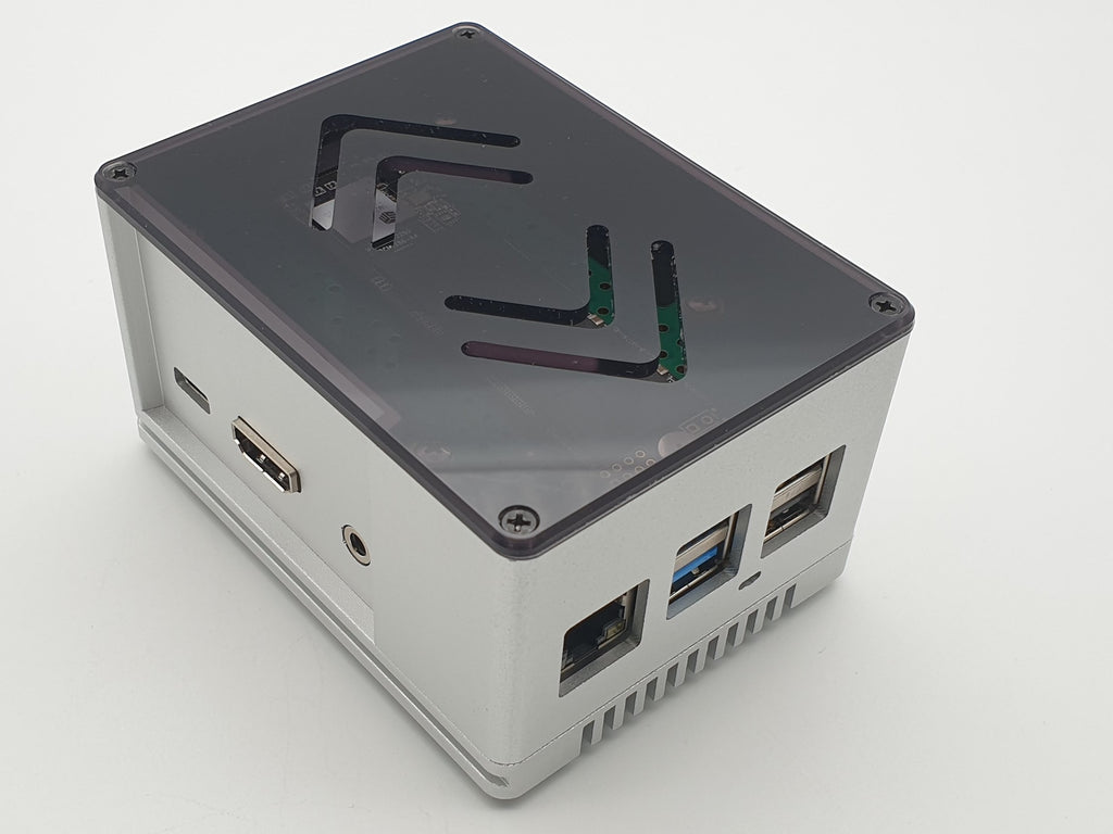 ecoPI PRO HP Aluminum housing for ROCK PI 4