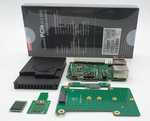 ROCK PI 4B 4GB v1.3+ Limited Edition Bundle (incl. mounted 16MB SPI Flash)
