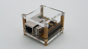 ROCK PI S Acrylic Case