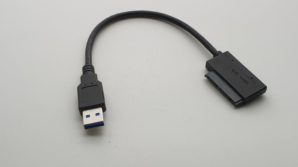 "USB-A 3.0 to Micro SATA16P for 1.8"" HDD"