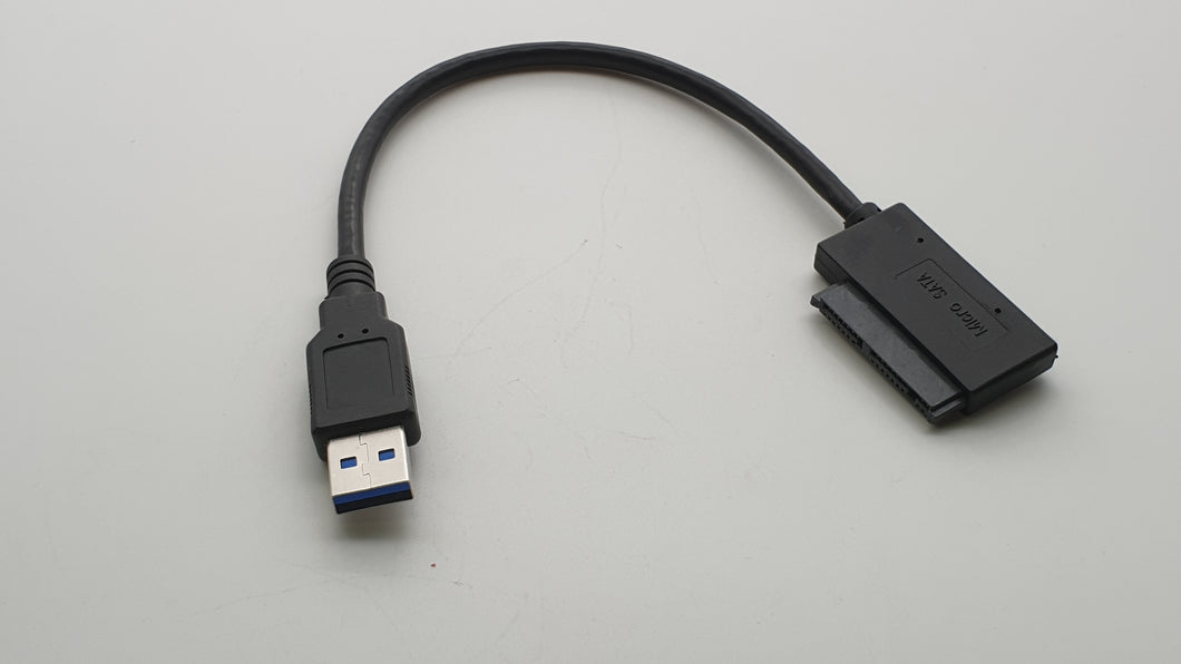 USB-A 3.0 to Micro SATA16P for 1.8