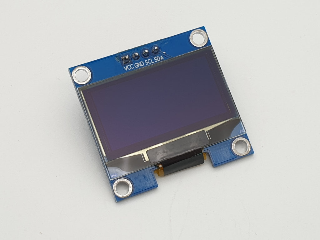 "1.3"" OLED I2C Display white"