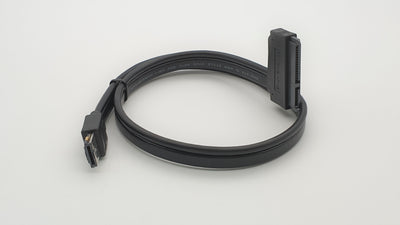 Power eSATA (eSATAp) to SATA Cable for 2.5 and 3.5