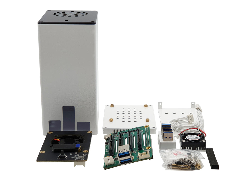QUAD SATA KIT for Raspberry PI (+Pre-Order reward*)