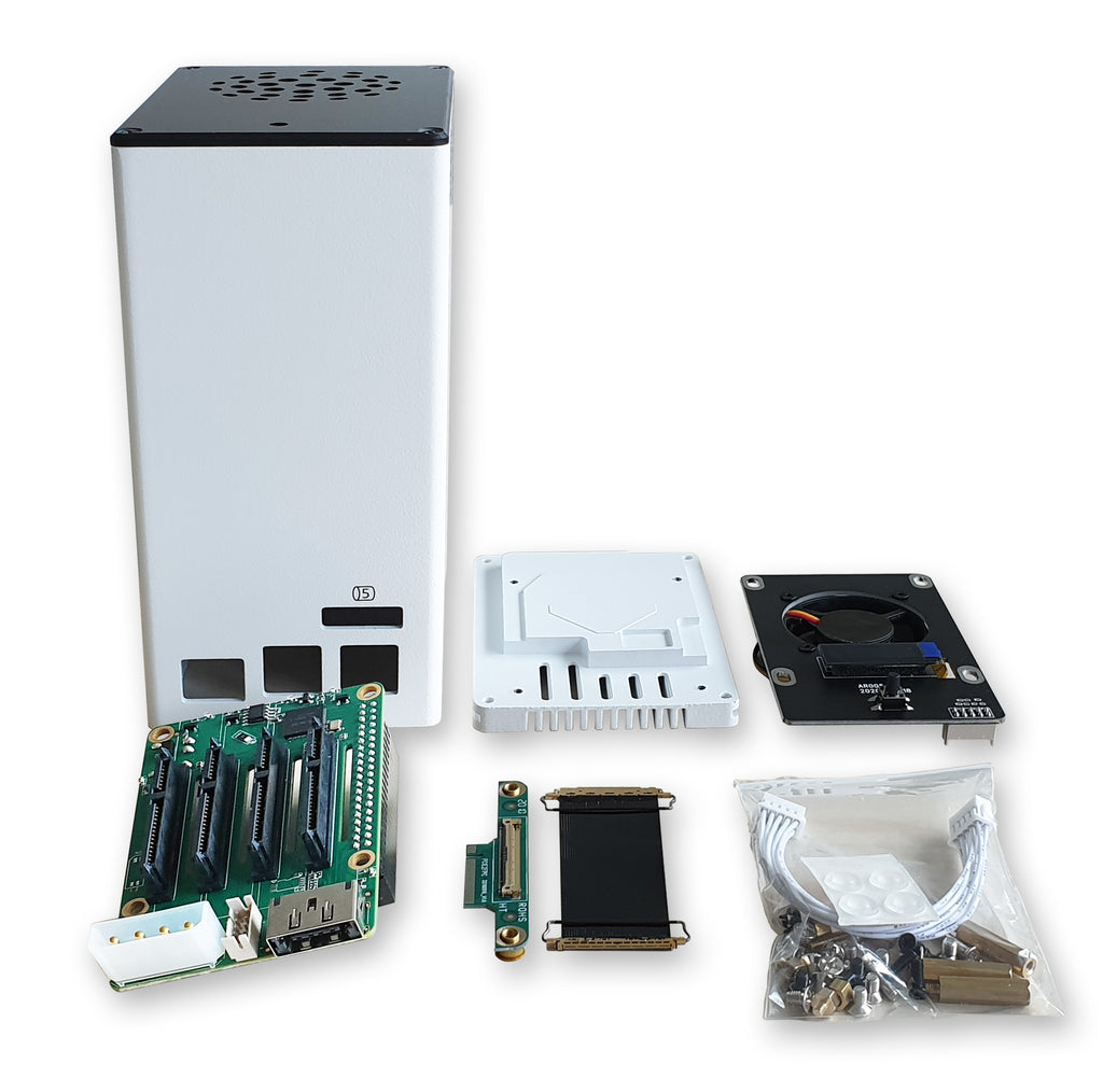 PENTA SATA KIT for ROCK PI 4 (with order reward)