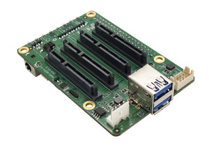 Dual/Quad SATA HAT for Raspberry PI 4 or Raspberry Pi 3/3B+
