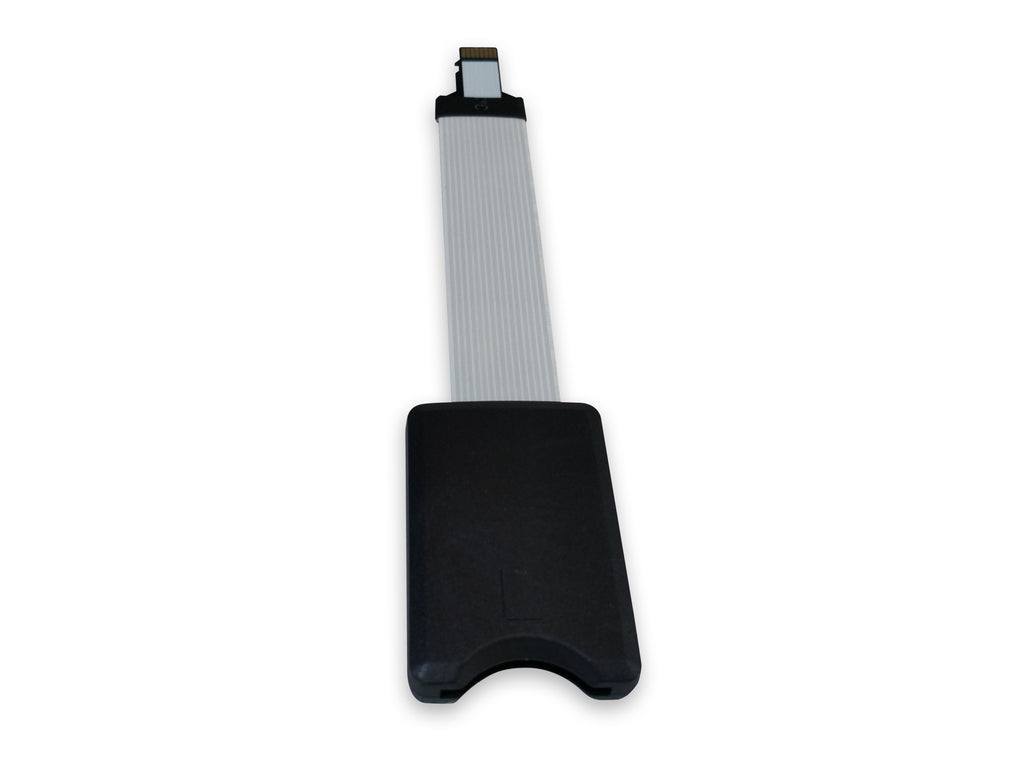 Micro SD to SD Extension cable with case (10cm)