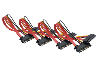 SATA Data and Power Extension cable