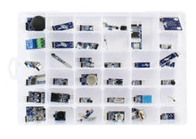 Load image into Gallery viewer, ALLNET 40 in 1 Sensor Kit for ROCK PI 4 and 4duino