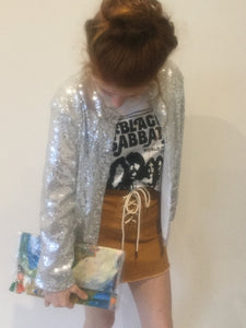 ZION sequin jacket