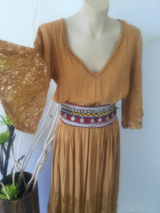 Riveria maxi dress ( size 6-16)