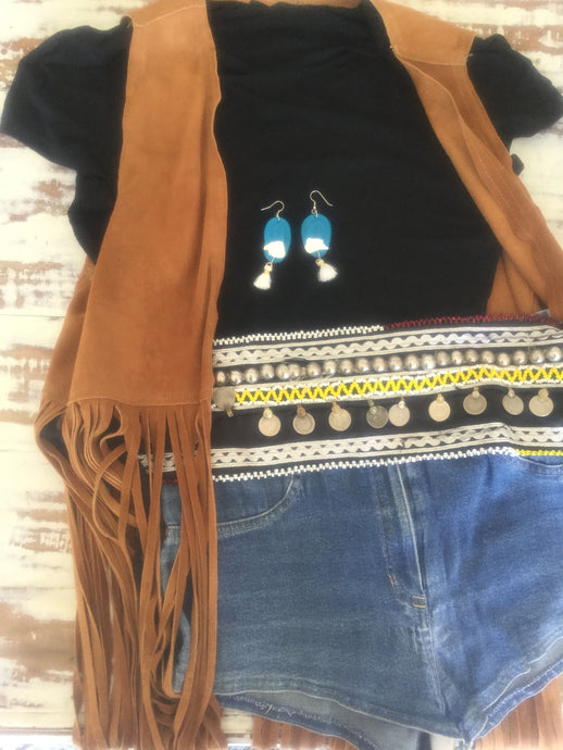 Cherokee kutchi belt ( all sizes)