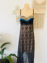 Indian shores lace gown