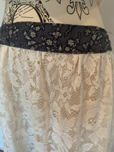 My tribe lace race day skirt