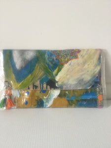 At sunrise paintbox clutch