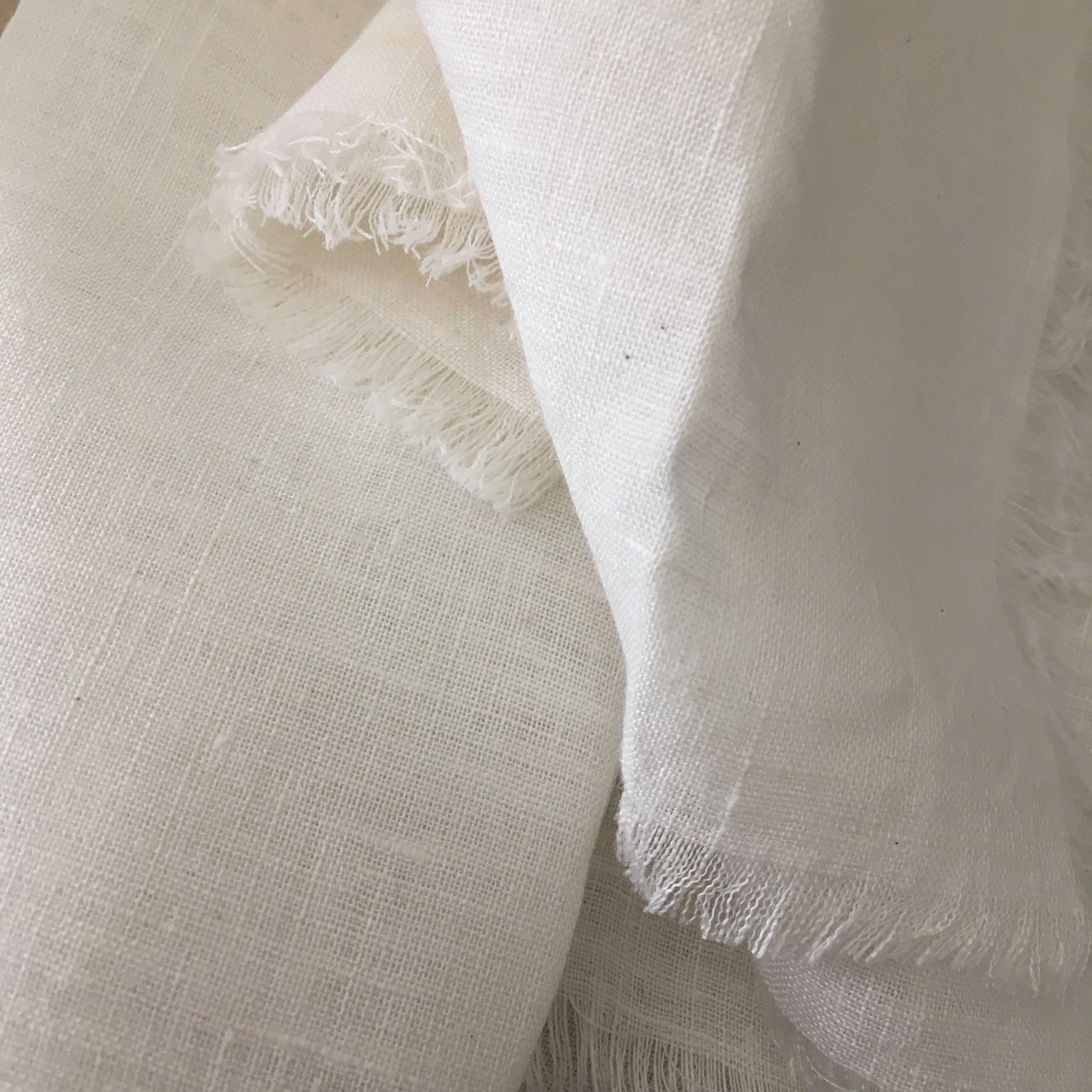 Fine Linen Face Cloth