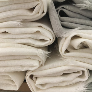 pure linen face cloth