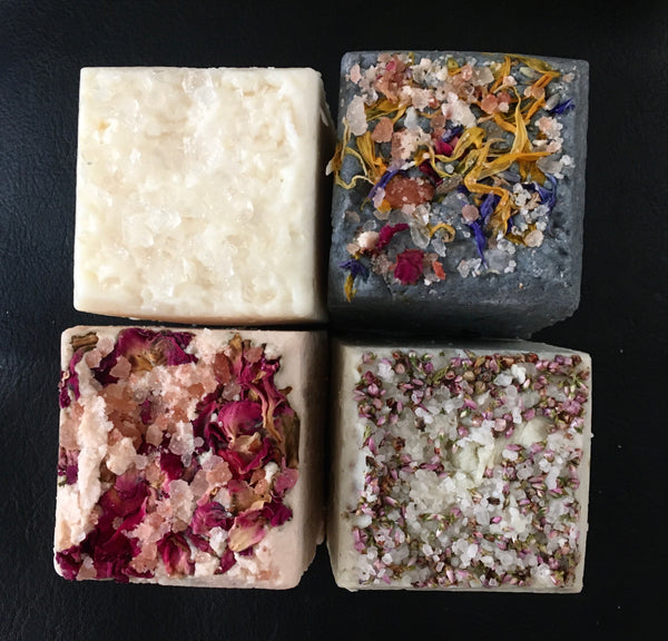 Soap (spa salt soaps)