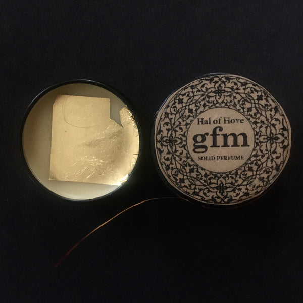 solid perfume (gold frankincense and myrrh)