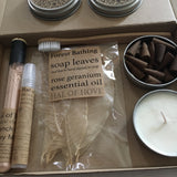 Bath time gift sets