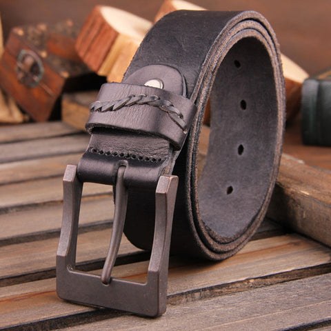 [DWTS]2016 real cow genuine leather men belt luxury buckle belts for men strap male pin buckle masculino cinturones hombre