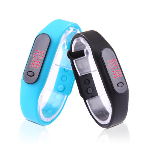 Masculino Montre Kids LED Digital Silicone Date Women Watch Adjustable Waterproof Sports Rubber Relogio Masculino Montre Femme