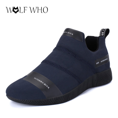 Wolf Who Sock Shoes Men Casual Shoes Male Fashion Footwear Male Shoes Men Sneakers For Dropshipping,wholesaling
