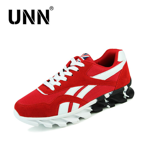 2017Men's Casual Shoes Fashion Mesh Suede Lace-up Shoes Men Red Blue Mens Zapatillas Hombre HOT Plus Size tenis masculino adulto