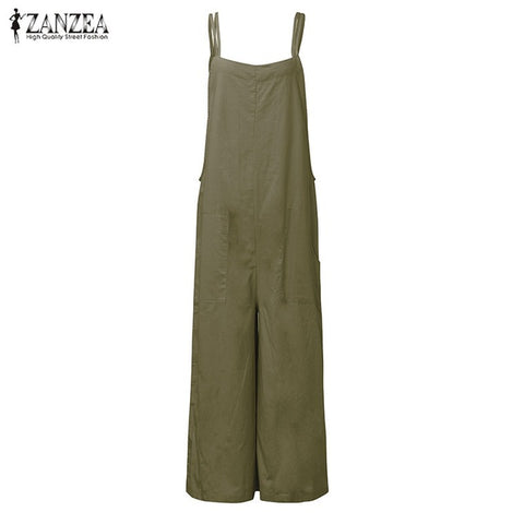 New Summer Rompers Women Jumpsuits