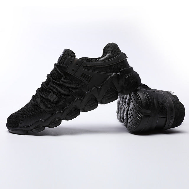 2018 Hot Fashion Shoes Laces Breathable Shoes Shockproof Masculino Male Comfortable Casual Shoes For Men Teenagers Footwear