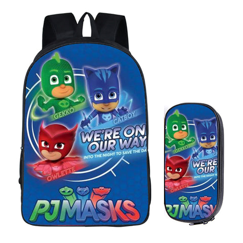 PJ Masks 2PC Set Back Pack