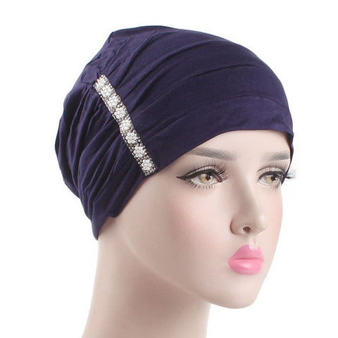 Women Elastic Hat headwraps