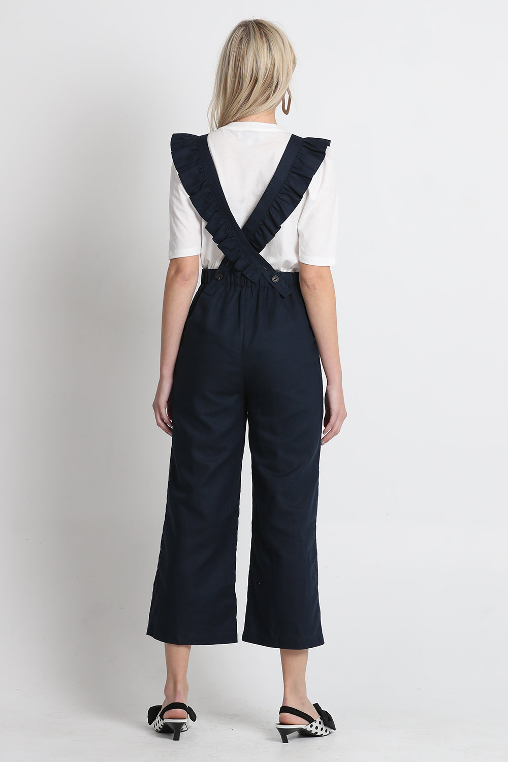 Vestire Online |Come As You Are Jumpsuit| Vestire Clothing