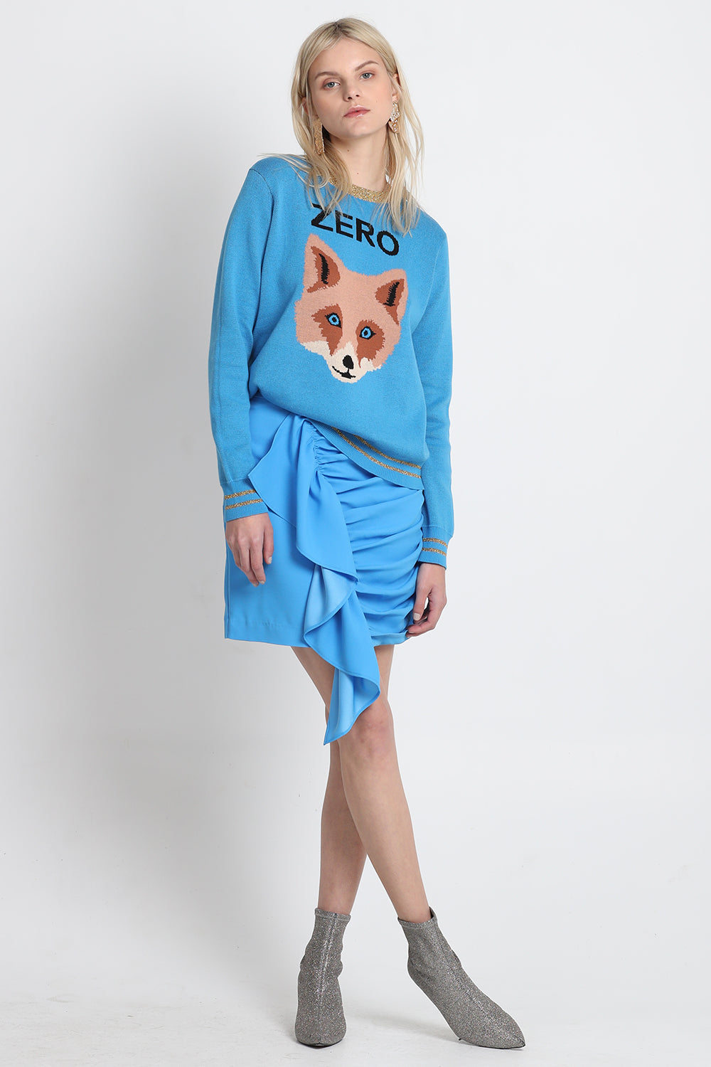 Zero Fox Sweater
